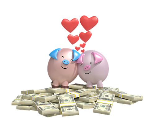 Money and Couples: 4 Steps to a Healthier Relationship with Money